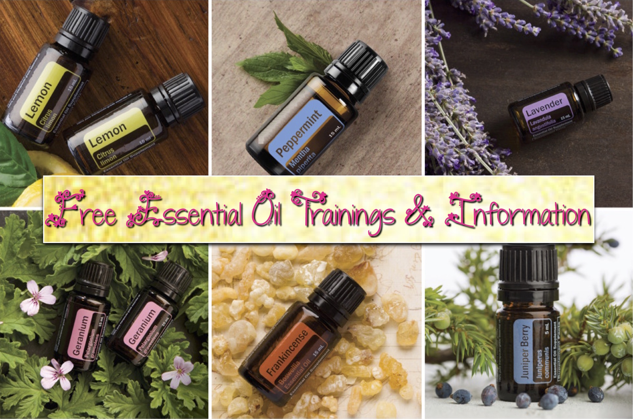 Protected: My Preferred Essential Oils